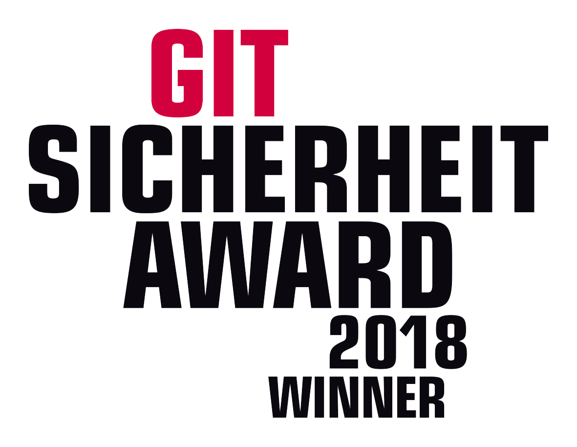 GIT Security Award Winner 2018